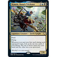 Nymris, Oona's Trickster