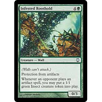 Infested Roothold
