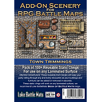 Loke Battle Mats: Add-On Scenery Town Trimmings
