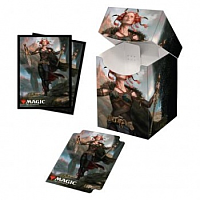 UP - Combo Sleeves and Deck Box Magic: The Gathering - Commander Legends V2