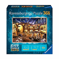 Escape Puzzle Kids: Night at the Museum (368 pieces)