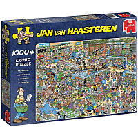 1000 Bitar - Jan Van Haasteren: Pharmacy