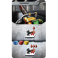 Adrenaline: Chainsaw Promo Card