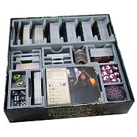 Folded Space: Arkham Horror 3d Edition Insert