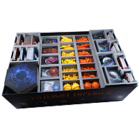 Folded Space: Twilight Imperium: Prophecy of Kings Insert