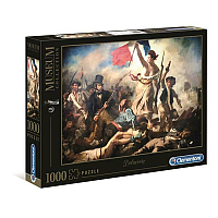 1000 bitar - Museum Collection - Delacroix