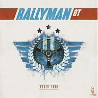 Rallyman GT World Tour