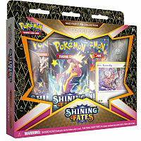 The Pokémon TCG: Shining Fates Mad Party Pin Collections - Bunnelby