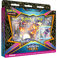 The Pokémon TCG: Shining Fates Mad Party Pin Collections - Galarian Mr. Rime