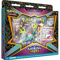 The Pokémon TCG: Shining Fates Mad Party Pin Collections - Polteageist