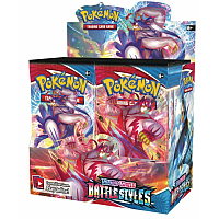 Pokémon TCG Sword & Shield - Battle Styles: Booster Display (36 Boosters) Max två displayer/person