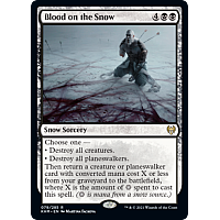Blood on the Snow (Foil)