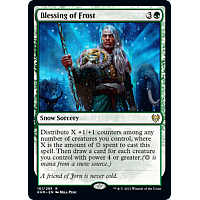 Blessing of Frost (Foil)