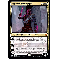 Kaya the Inexorable (Foil)