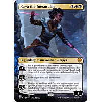 Kaya the Inexorable (Foil) (Borderless)