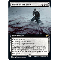 Blood on the Snow (Foil) (Extended Art)