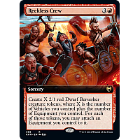 Reckless Crew (Extended Art)