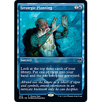 Strategic Planning (Foil)