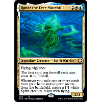 Ranar the Ever-Watchful (Foil)