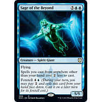Sage of the Beyond (Foil)