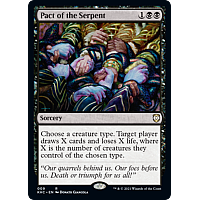 Pact of the Serpent (Foil)