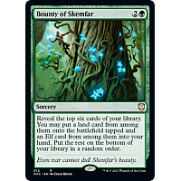 Bounty of Skemfar (Foil)