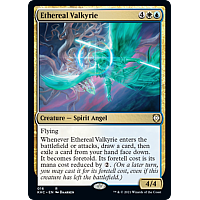 Ethereal Valkyrie (Foil)