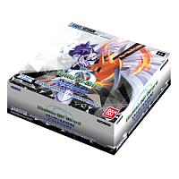Digimon Card Game - Battle Of Omni Booster Display BT05 (24 Packs) - EN