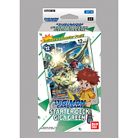 Digimon Card Game - Starter Deck Giga Green ST-4