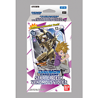 Digimon Card Game - Starter Deck Venomous Violet ST-6