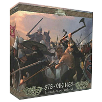 878: Vikings – Invasions of England 2nd Edition