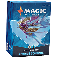 Magic The Gathering Challenger Deck 2021: AZORIUS CONTROL