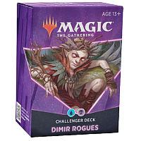 Magic The Gathering Challenger Deck 2021: DIMIR ROGUE