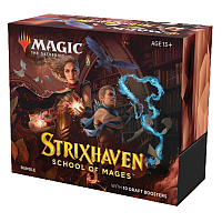 Magic The Gathering - Strixhaven: School of Mages Bundle