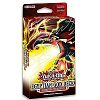 Yu-Gi-Oh! - Egyptian God Deck: Slifer the Sky Dragon