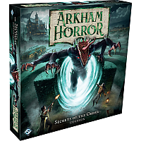 Arkham Horror Third Edition Secrets of the Order