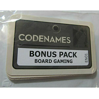 Codenames: Promo Pack - Board Gaming