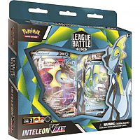 The Pokémon TCG: Inteleon VMAX League Battle Deck