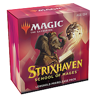 Magic The Gathering - Strixhaven: School of Mages Prerelease Pack Lorehold
