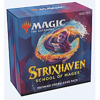 Magic The Gathering - Strixhaven: School of Mages Prerelease Pack Prismari