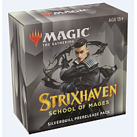 Magic The Gathering - Strixhaven: School of Mages Prerelease Pack Silverquill