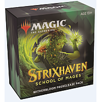 Magic The Gathering - Strixhaven: School of Mages Prerelease Pack Witherbloom