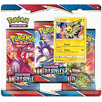Pokémon TCG Sword & Shield - Battle Styles: 3 pack blister - Jolteon