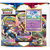 Pokémon TCG Sword & Shield : 3 pack blister - Ponyta