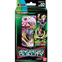 DragonBall Super Card Game - Expert Deck 2 ~ANDROID DUALITY~