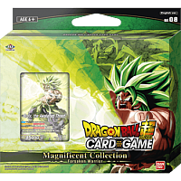 DragonBall Super Card Game Magnificent Collection Broly