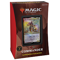 Magic The Gathering: Strixhaven Commander Deck Lorehold Legacies