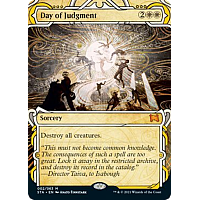 Day of Judgment (Foil Etched) (Borderless)
