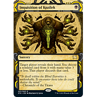 Inquisition of Kozilek (Foil Etched) (Borderless)