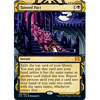 Tainted Pact (Foil Etched) (Borderless)